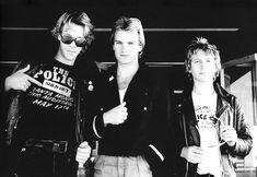 images of sting and the police | the police est un groupe de rock anglais forme en 1977 issu de la ...