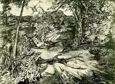 Pen, ink and watercolour on paper. Look closely and you'll see in this fantastic drawing two male figures spending time together outdoors away from the city. John Minton, Watercolor Tips, Royal College Of Art, Art Themes, Male Figure, Art Techniques, Landscape Art, Art History, Illustrators