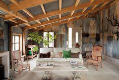 tin cabin