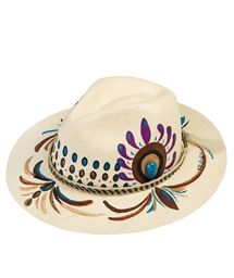 IBO-MARACA Indian Eyes Hat < HATS