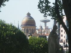 Faro de #Moncloa, Madrid