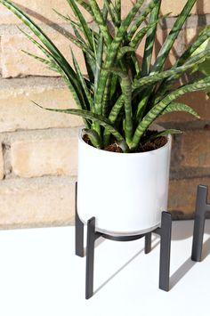 IKEA HACK designer plantenstandaard