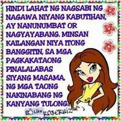 . Pinoy Quotes, Hugot, Tagalog, Quotable Quotes, Reflection, Memes, Meme