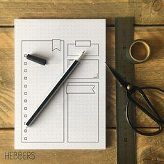 Vind je het heerlijk om doodles te maken en wat te krabbelen? Daar is dit kladblok perfect voor. We hebben hier de populaire bullets in verwerkt, zo creëer je een soort bullet journal die je zelf helemaal kan invullen en versieren met wat je maar wilt. To-dolijstjes, doodles of als agenda.