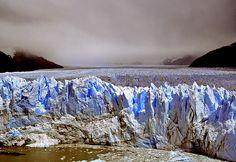 Perito Moreno, Icy blue Incandescence - El Calafate, Santa Cruz