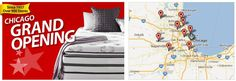 """Giveaway Ends 11/7 - Sleepy's """"The Mattress Professionals"""" are Now in the Chicagoland Area"""