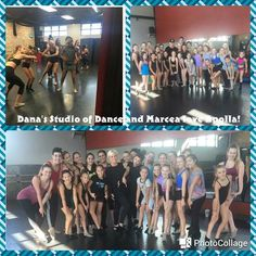 Master class with The Fabulous Marcea!  All in Apolla Shocks!!