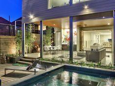 Diseño de Interiores & Arquitectura: Casa Inspirada en un Proyecto de Renovación con un Presupuesto Limitado en Australia