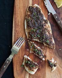Jerk Catfish Recipe on Food & Wine