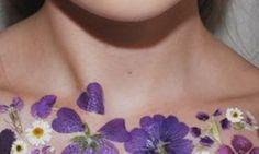 押し花タトゥーシール                                                                                                                                                     もっと見る