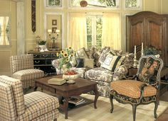 French Country living room set - Yahoo Search Results