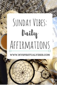 daily affirmations - what they are and how to use them to improve your quality of life. Cursed Child Book, Daily Affirmations, Improve Yourself, Blog, Spiritual, Life, Blogging