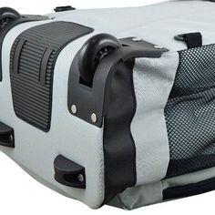 NCAA Hawaii Warriors Grey Premium Wheeled Backpack, Alabama Crimson Tide