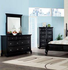 Canterbury Dresser 10435