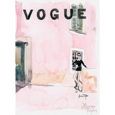 Vogue Vol. 5 Print