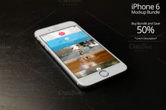 iPhone6 Mockup_2 Include this mockup in your collection. With this PSDs (exclusively on creative Market) with unique perspectives you value your work With Hyper realistic and professional results in just a few clicks. #mockup #iphone #iphone6 #mockupiphone, #mockupsiphone #mockups #iphone6mockups, #iphone6psd #iphone6psdmockups