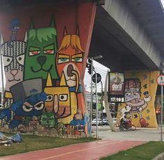 Street Art in SP