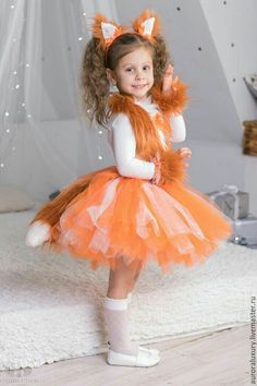 children hai Best Picture For DIY Carnival For Your Taste You are looking for something, and it is going to tell you exactly what you are looking for Christmas Costumes, Halloween Costumes, Kids Fox Costume, Children Costumes, Tulle Dress, Dress Up, Diy Carnival, Carnival Decorations, Baby Kostüm