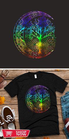 You can click the link to get yours. Mandala Moon Chakra Tree of Life. Yoga tshirt for Yoga Lover. We brings you the best Tshirts with satisfaction. #shirt #tshirt #tshirtdesign #yogaoutdoors #yogabeginner #yogachallenge #yogadudes #yogaeverydamnday #yogabody