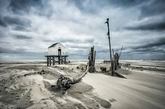 Kunstwerk: 'After the Storm II' van Nanouk el Gamal - Wijchers (Photonook) Nature Pictures, Travel Pictures, Travel Photos, Amsterdam, City Landscape, Places To See, Seaside, Netherlands, Travel Inspiration