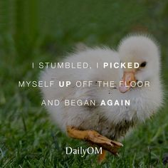 #DailyOM #Affirmations #Quotes #Perseverance #Grit