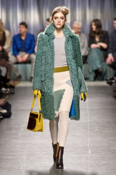 From Salvatore Ferragamo to Giorgio Armani- click through to see all of the best runway looks from Milan Fashion Week here!