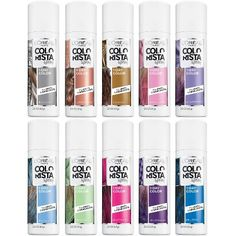 L'Oreal Paris Colorista Spray For Hints and Highlight Sliver.- L'Oreal Paris Colorista Spray For Hints and Highlight Sliver – - Pink Hair Spray, Lilac Hair, Wash Out Hair Color, Blond, Rasta Hair, Color Fantasia, Loreal Hair, Temporary Hair Color, Color Spray
