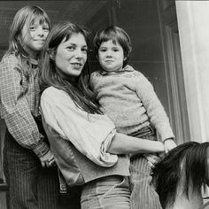 Kate, Jane & Charlotte, 1974