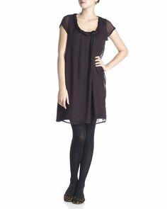 JIGSAW chiffon-twist-front-dress £99 sale