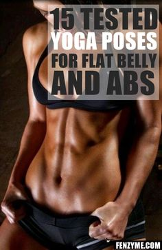Yoga Poses for Flat Belly and Abs1.1