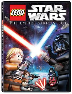 LEGO Star Wars The Empire Strikes Out