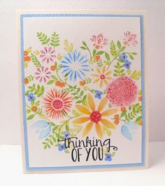 Watercoloring Embossed Images with Inktense Pencils by mammacooksalot..Laura Jane, via Flickr