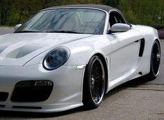 Porsche 986 Boxster  to  997 Turbo GTO widebody NEW!!!!