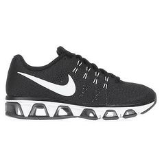 Nike Air Max Tailwind 8 Mens 805941-001 Black White Flywire Running Shoes S 10.5