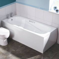 We present this range of baths with grips. This range includes steel and acrylic baths with grips. While being cost effective and practical, this range of bath tubs is perfect for use in family.