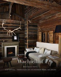 die schönsten Hotels in den Alpen: WACHTELHOF Boutiquehotel, Maria Alm am Steinernen Meer, Salzburger Land/Österreich