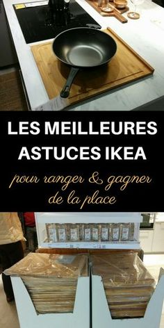 J'ai visité IKEA et j'en ai profité pour noter des astuces et des idé… I visited IKEA and I took the opportunity to write tips and ideas to tidy up and save space! Check out these tips, ideas and tips in the article.