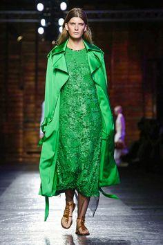 Emilio Pucci Ready To Wear Spring Summer 2016 Milan - NOWFASHION