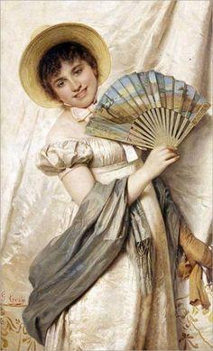 Giovanni Costa (1833 -1893) – Pintor Italiano_1