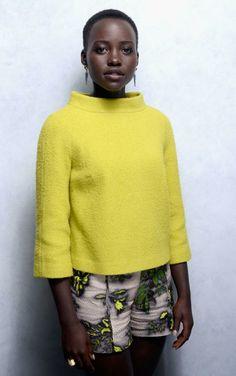 Lupita Nyong'o knows style.