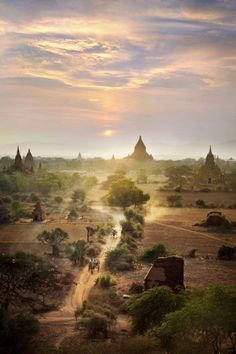 The beauty of Myanmar. https://ExploreTraveler.com