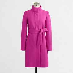 Via Spiga Mixed-Media Hooded Walker Coat | Cloths | Pinterest ...