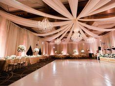 Featured Photographer:Michael and Carina Photography; wedding reception dance floor idea