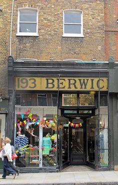 Old shop front. by maggie jones., via Flickr