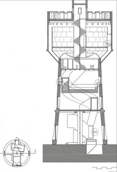 Water Tower Section