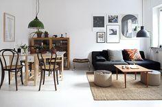 Bor du litet och önskar mycket inredning på liten yta? Inspireras av David Fahlén, som förvandlade en sliten etta på Reimersholme i Stockholm till en personlig tvåa, perfekt anpassad för ett...