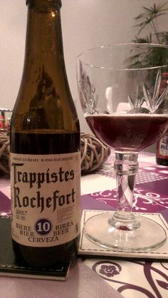 Trappistes rochefort 10, 11,3% 33cl