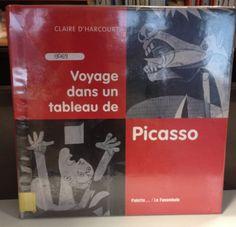Voyage dans un tableau de Picasso.