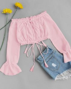 Trendy Fashion Trends For Teens Casual Sweaters Cute Girl Outfits, Teen Fashion Outfits, Cute Casual Outfits, Cute Summer Outfits, Mode Outfits, Pretty Outfits, Stylish Outfits, Trendy Fashion, Dress Outfits