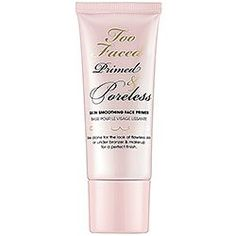 Too Faced Primed  Poreless Skin Smoothing Face Primer Quantity of 2 *** You can get additional details at the image link.